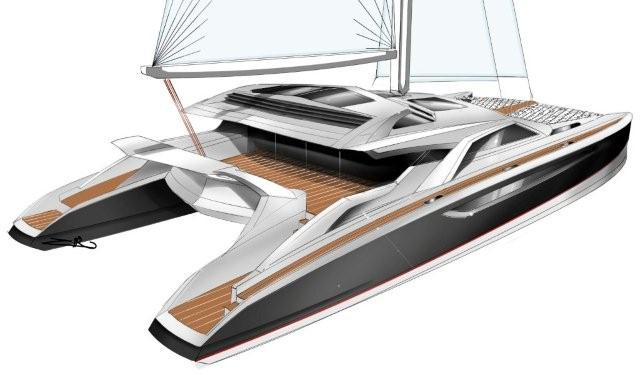 Pedigree Cats Zin 85' Sail Catamaran